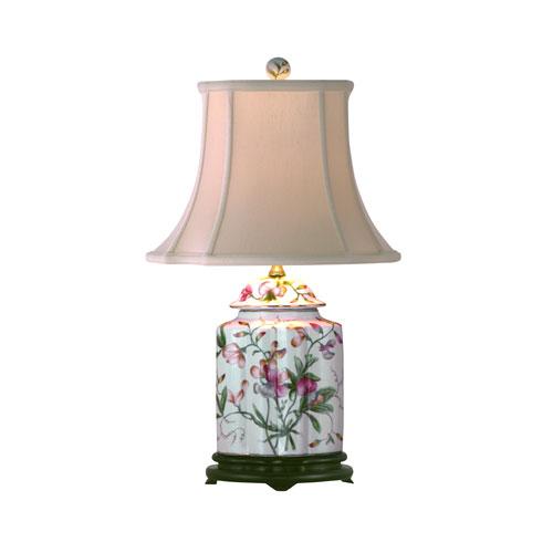 Scalloped Tea Jar Lamp