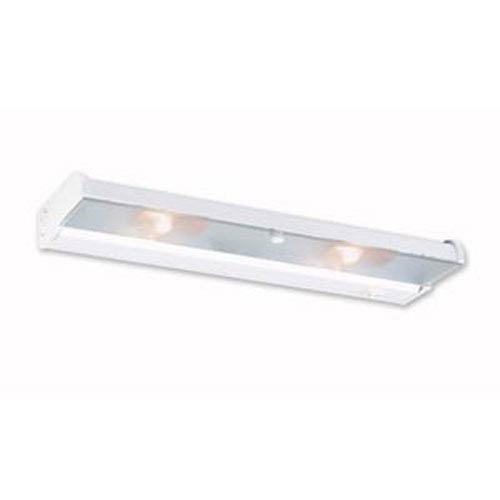 CSL Counter Attack® Hardwire Xenon 16 Inch Under Cabinet Fixture   White