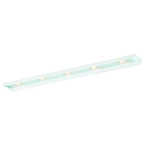 Counter Attack White 40 Inch Five Light Xenon Under Cabinet Light