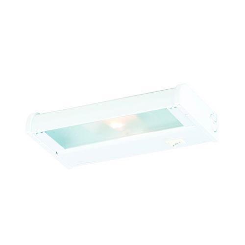 CSL Counter Attack White 8-Inch One Light Xenon Under Cabinet Light