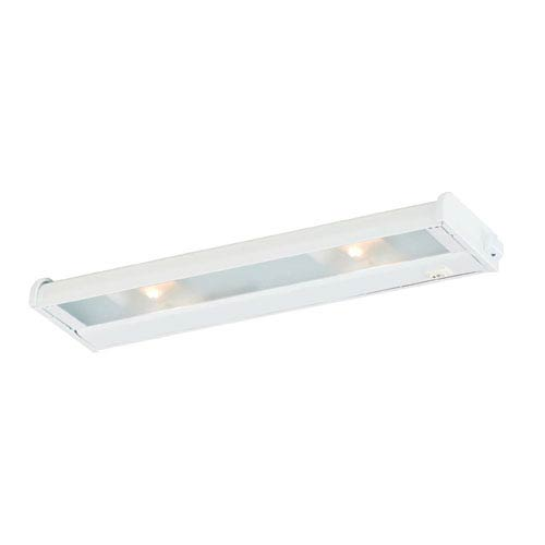 Counter Attack White 16-Inch Two Light Xenon Speed Link Compatible Under Cabinet Light