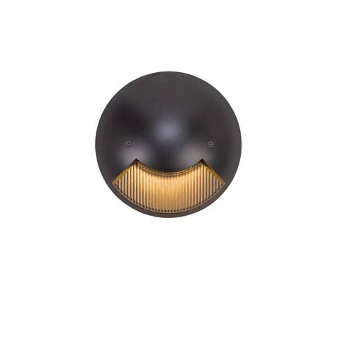 LED Steplights Bronze Two Light Wall Mount