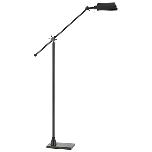 Dark Bronze 62-Inch One-Light Floor Lamp