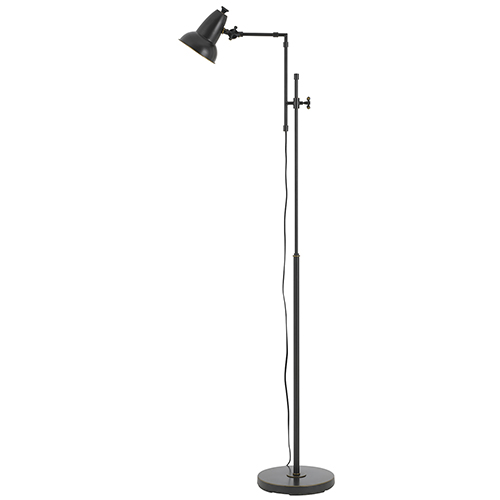 Hudson Oil Rubbed Bronze 70-Inch One-Light Desk Lamp