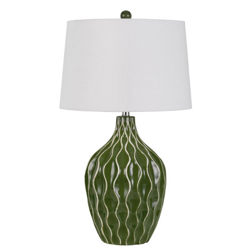 Andria Green One-Light Table Lamp