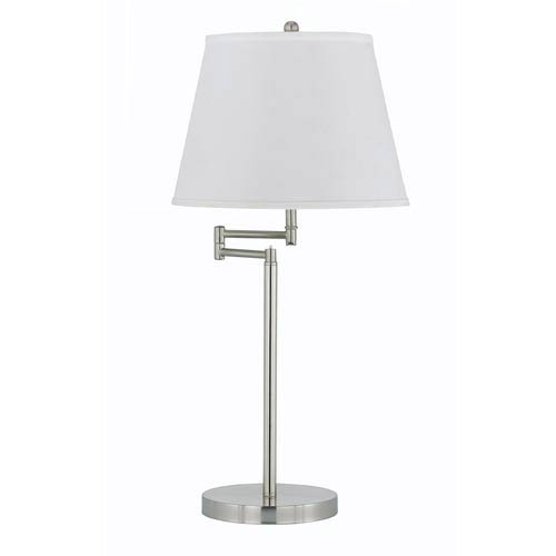 Cal Lighting Andros Metal Table Lamp