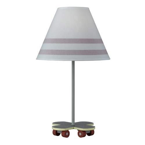 Skateboard Children's Lamp