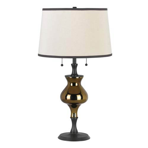 Cosmo Mercury Glass Table Lamp