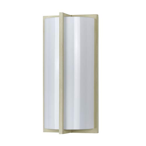 Cal Lighting Beige Wall Sconce