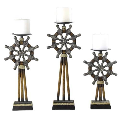 Nautical Candleholders