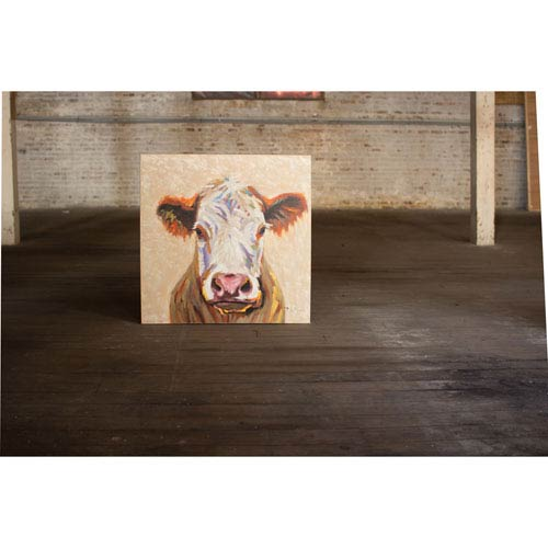 Happy Cow Painting