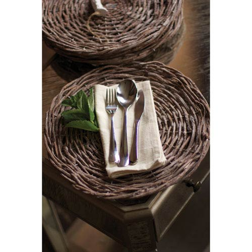 Round Twig Charger, Set of Four