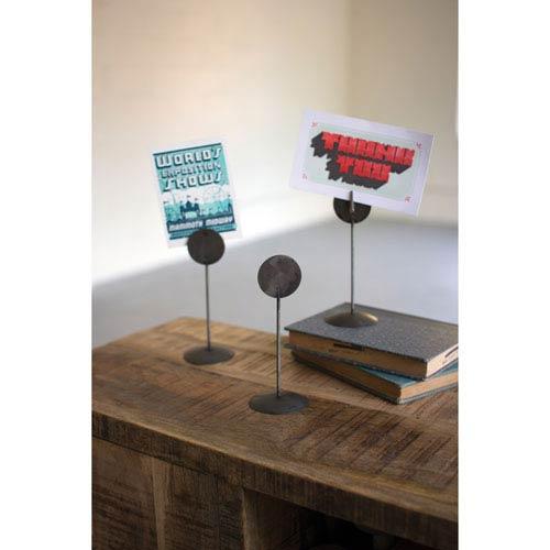 Round Wire Card Stand