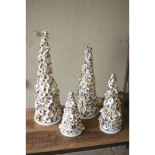 Extra Large Oyster Shell Topiary