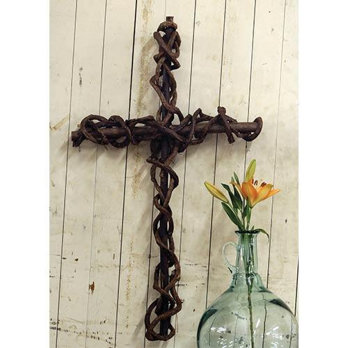 Kalalou Curly Vine Cross