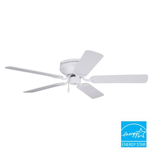 Snugger Appliance White 42-Inch Ceiling Fan