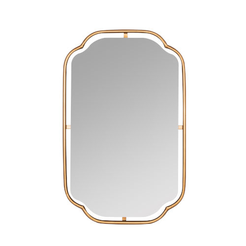 Sebastian Gold 34-Inch Wall Mirror