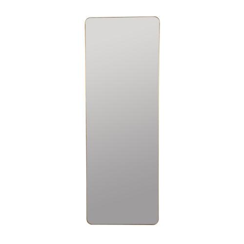 Melrose Gold 68-Inch Standing Mirror