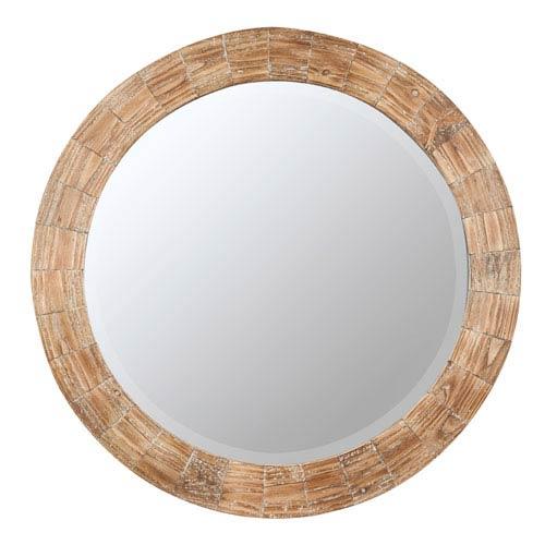 Kettler Natural Wood Mirror