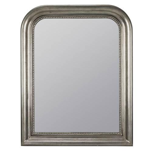Kwango Antique Silver Mirror