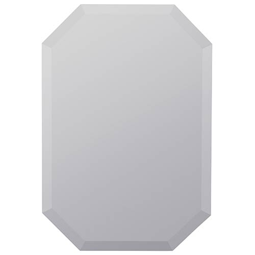 frameless beveled mirror. Cooper Classics Quest Frameless Beveled Mirror
