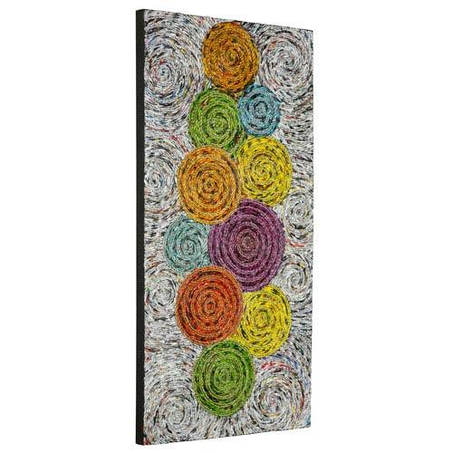 Utica Multicolor Wall Hanging