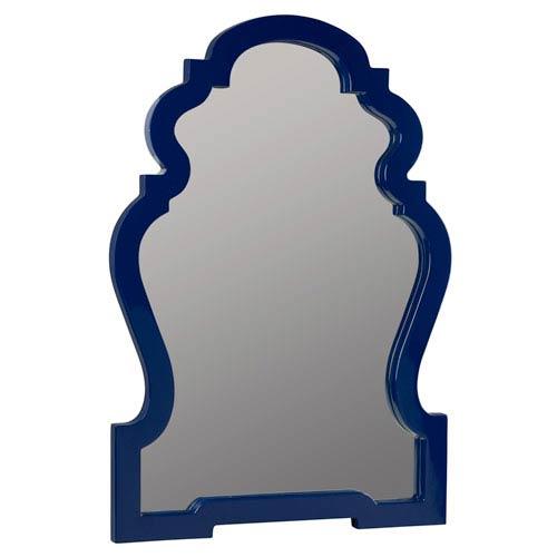 Reba Cobalt Mirror