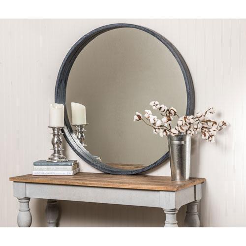 Parson Gray Round Mirror