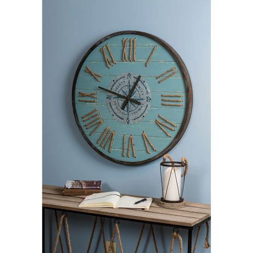 Adrift Wall Clock