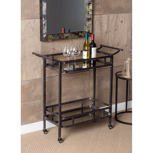 Chryse Bar Cart