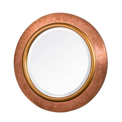 Regency Round Mirror