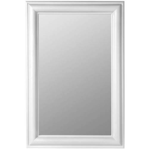 Julia Chesapeake White Rectangular Mirror