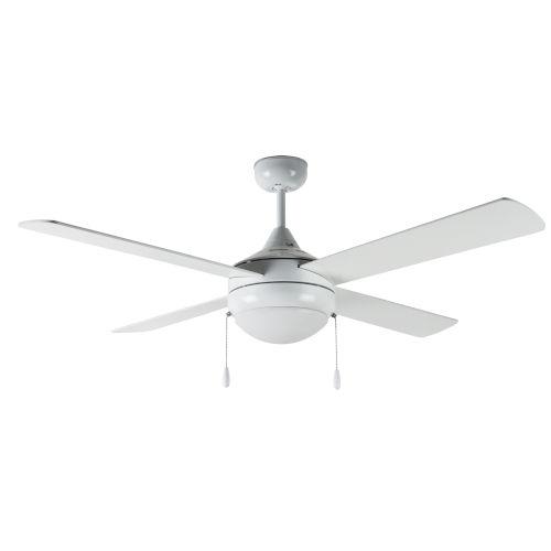 Centurion White 52-Inch LED Ceiling Fan