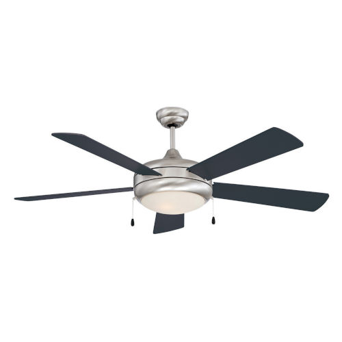 Saturn-Ex Stainless Steel 52-Inch LED Ceiling Fan