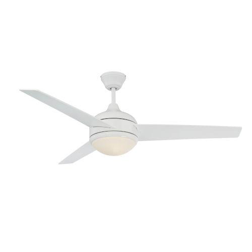 Skylark White 52-Inch Two-Light LED Ceiling Fan