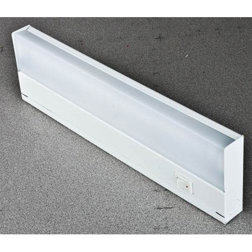 Sunset Lighting 12 Inch One Light White Fluorescent Undercabinet ...