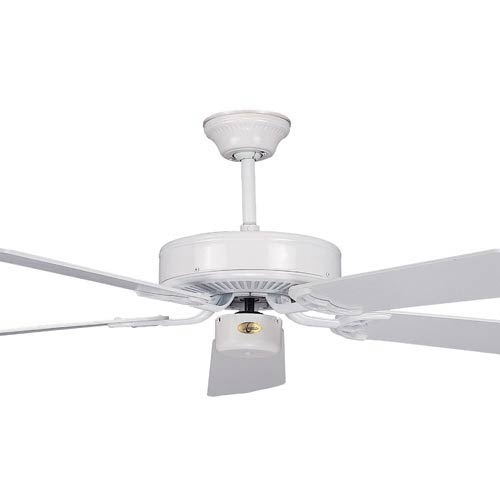 Concord Fans California White 52-Inch Energy Star Ceiling Fan