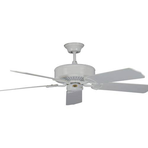 Concord fans madison white 52 inch energy star ceiling fan 52ma5wh concord fans madison white 52 inch energy star ceiling fan aloadofball Images