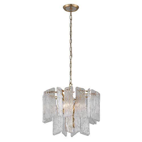 Art deco chandeliers lighting over 300 chandelier styles to piemonte royal gold 23 inch four light chandelier aloadofball