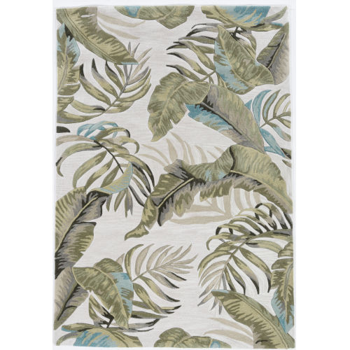Coral Breeze Ivory Area Rug