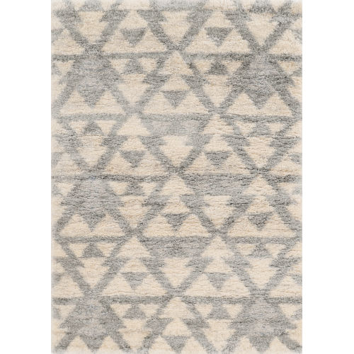 Merino Southern Ivory and Gray Area Rug