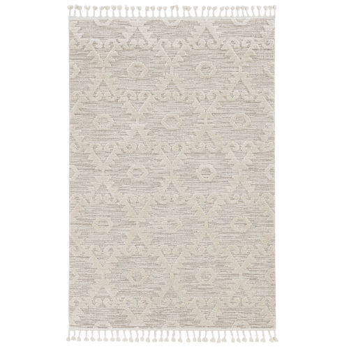 Willow Ivory Beige Rectangular: 8 Ft. 9 In. x 13 Ft. Rug