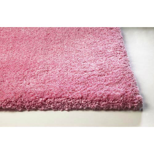 KAS Oriental Rugs Bliss Hot Pink Rectangular: 5 ft. x 7 ft. Rug