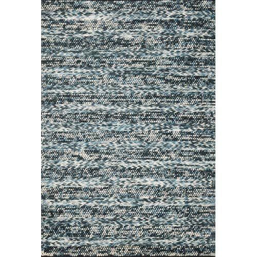 Cortico Blue  Heather Rectangular: 5 Ft. x 7 Ft.  Rug