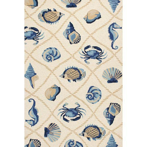Harbor Sand Rectangular: 2 Ft. x 3 Ft. Rug
