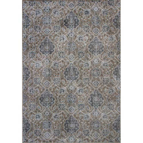 KAS Oriental Rugs Provence Sand Rectangular: 2 Ft. 2-Inch x 3 Ft. 7-Inch