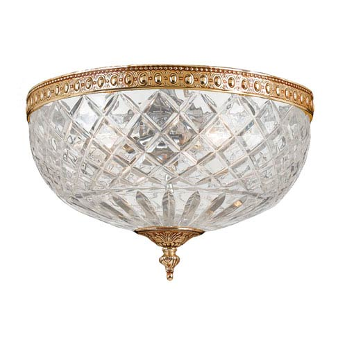 Bellacor victorian ceiling lights add a genteel touch to any room in cortland olde brass two light flush mount aloadofball Gallery