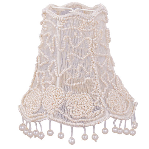 Pearl Beaded Mini Shade