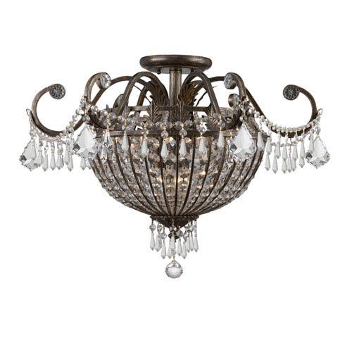 Camelot Semi-Flush Ceiling Light
