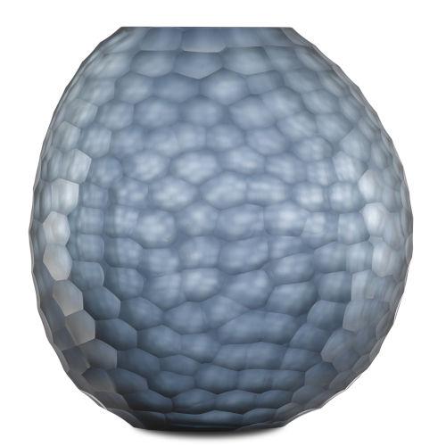Ionian Ocean Blue Small Vase